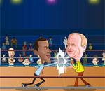 Obama VS. McCane The big fight