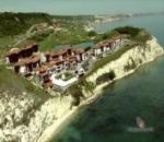 Birds Eye View Of Thracian Cliffs