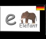 Learn ABC German alphabet Song (Deutsches Alphabet)