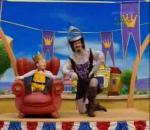 LazyTown song - Im A Prince