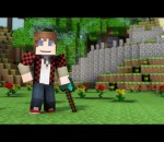 "♪ ""Hunger Games Song"" - A Minecraft Parody of Decisions by Borgore"
