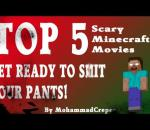 Top 5 Scary Minecraft Movies HD Full Length