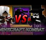Minecraft Kombat - Ezio vs V for Vendetta