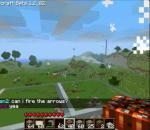Minecraft Castle war 3