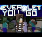 "♪ ""Never Let You Go"" - Minecraft Parody of Passenger - Let Her Go"