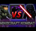 Minecraft Kombat - Darth Vader vs Master Chief