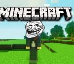 10 Ways to Troll Your Best Friend (Minecraft Machinima)