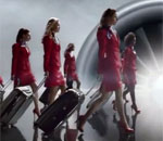 New Virgin Atlantic Advert 2010