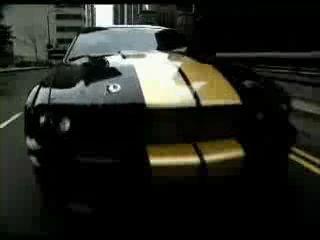 New Shelby Mustang - Commercial