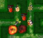 Bugzilla - tower defense