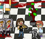 Newgrounds HQ Showdown game