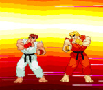 Street Fighter LoA 1 3