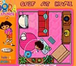 Dora Golf At Home