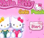 Hello Kitty Cute Puzzle