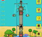 Grow tower game
