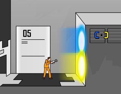 Portal - The Flash Version