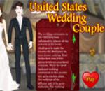 United States Wedding Couple