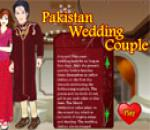 Pakistan Wedding Couple
