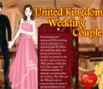 United Kingdom Wedding Couple
