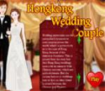 Hongkong Wedding Couple