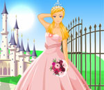Sparkling Princess Dress Up