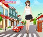 Street Fashion Dress Up