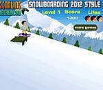 Snowboarding 2010 Style