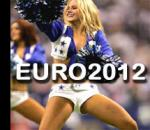 EURO2012 Cheerleaders Foootball