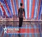 Britains Got Talent - Michael Moran