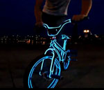 Blake Hicks vs. Tron Bike