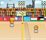 Играй онлайн Волейбол (Volleyball)
