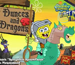 Sponge Bob Square Pants - Dunces and Dragons
