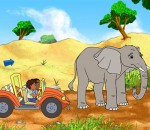 Go Diego: Rescue Safari