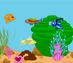 Аквариум с рибки - Bratz Babyz Fish Tanks