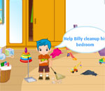 Почисти Childrens room clean up