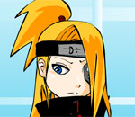 Deidara chat box