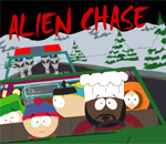 South Park Alien Chase