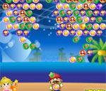 Mario Bubble Shooter