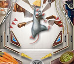 Ratatouille Bad Pinball Remie