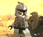 Lego Star Wars III the Clone Wars Gameplay Trailer