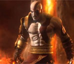 Mortal Kombat 9 - Kratos