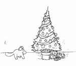 Simon's Cat - Коледни Нокти