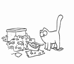 Simon's Cat - Тиксо