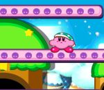 Кърби приключение с балони - Kirby bubble adventure