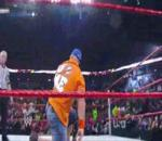 Wwe Raw 11.01.2010 Triple Threat Match Randy Orton vs Kofi Kingston vs John Cena #1