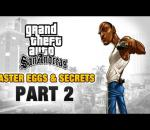 GTA San Andreas - Easter Eggs and Secrets - Part 2