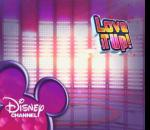 Love It Up!  This Valentine's Sunday & Monday only on Disney Channel