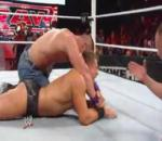 Wwe Raw 23 08 2010 - John Cena vs. The Miz - Daniel Bryan Interrupts