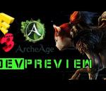 ArcheAge E3 Dev Preview