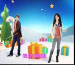 Disney Stars - Little Magic (christmas Song) Bg Subs + Karaoke (with voice)